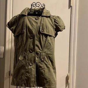 XXI military short sleeve shirt